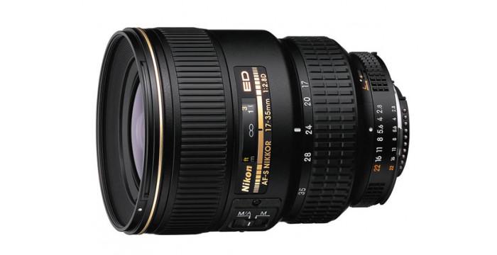 Nikon AF-S 17-35mm f2.8D IF ED