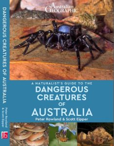 A Naturalist's Guide to the Dangerous Creatures of Australia front cover