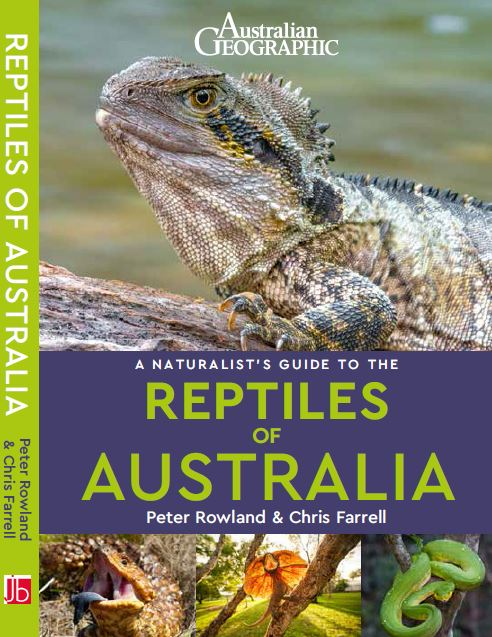 A Naturalist's Guide to the Reptiles of Australia (2nd Edition) cover