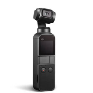 DJI Osmo Pocket for handheld video recording