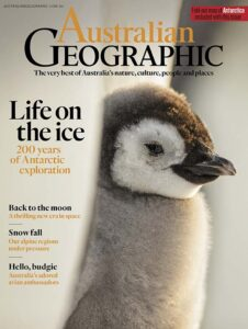 Front cover of issue 157 of Australian Geographic Magazine