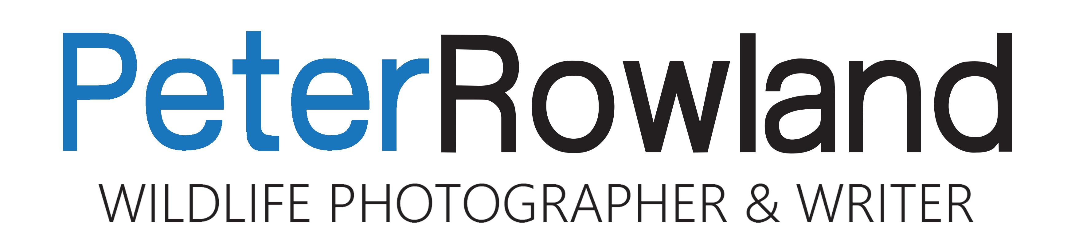 Peter Rowland Photographer & Writer