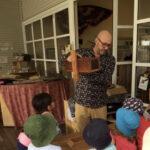 Peter Rowland at Jamberoo Community Pre-school