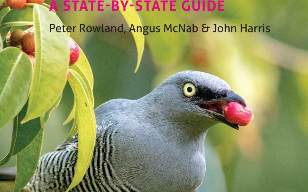 New Book: Wildlife of the Australian Rainforests