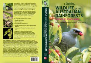 Full Cover of Wildlife of the Australian Rainforests book