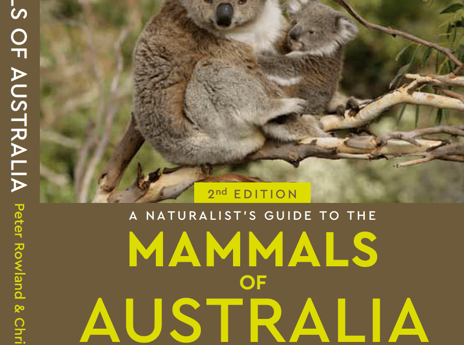 Naturalist's Guide to the Mammals of Australia (2nd Edition)