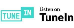 TuneIn Podcast Badge